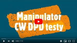 Manipulator SP5DPD - testy