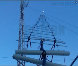 Super Yaga 144 MHz - w akcji...