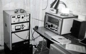 Zmodernizowana radiostacja w klubie SP5KTD