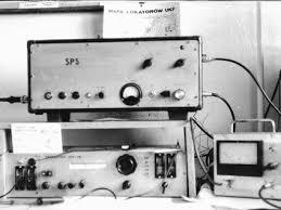 SP5ZHM transceiver 1989