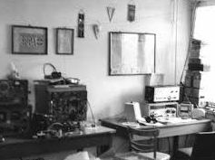 Pomieszczenie klubu 1989 Bernardynska
