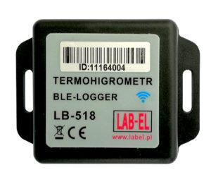 LB-518 BLE-LOGGER thermohygrometer