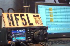 The movie:: HF5L Radio Club in SSB Fieldday 2018