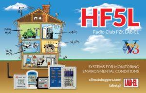 QSL de HF5L