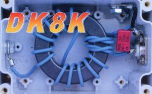 QSL de DK8K