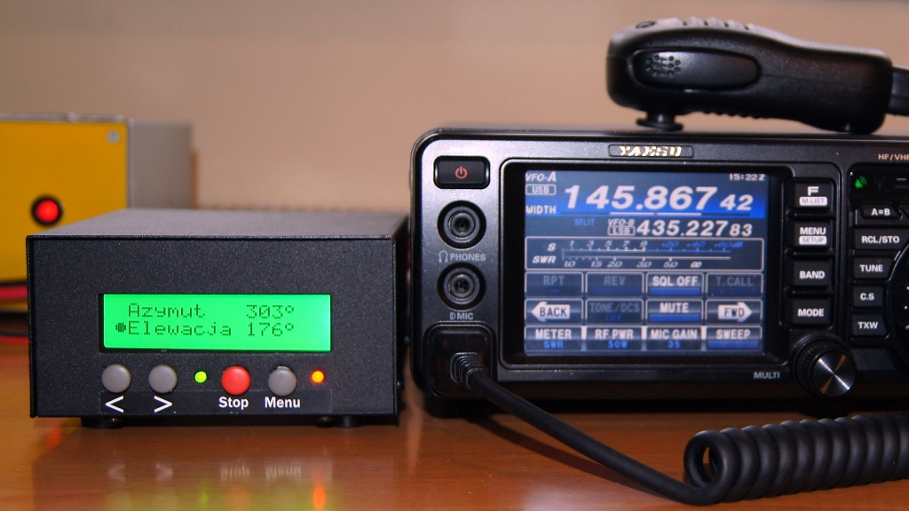 GNI-r6 controller for RAS, SPX AZ/EL and BIG-RAS azimuth
