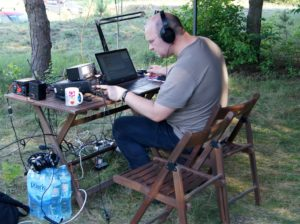 Piotr SQ5JUP (he did 367 QSO)