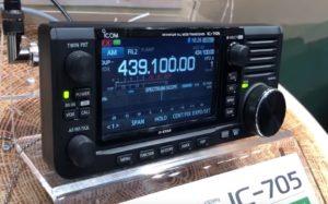 ICOM IC-705 SDR – Nowa zabawka na wycieczki