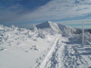 Winter 2021 in the Karkonosze Mountains
