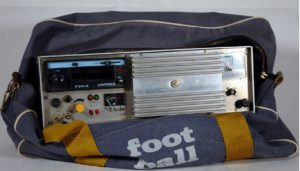Berta - jeden z najbardziej udanych nadajników stosowanych przez Radio Solidarność